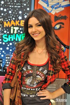 Victoria Justice - Exclusive Pics A Christmas