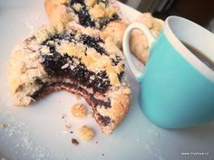 Dvojctihodné koláče - brydova.cz Pie Cake, Pancakes, Pork, Pudding, Meat, Baking, Cookies, Breakfast, Recipes