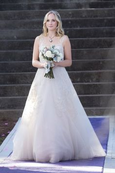 Even If You Don't Watch The Vampire Diaries, You'll Fall in Love With the Bride's Dress