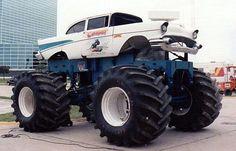 57 Chevy Monster Truck