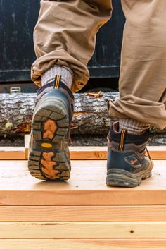 Danner Vicious Boots - Tools of the Trade