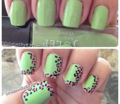 http://blog.julep.com/wp-content/uploads/2012/06/green-with-pink-leopard-prints-470x410.jpg