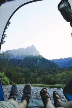 Wake up to epic tent views with Hipcamp // The Landing, Index, WA