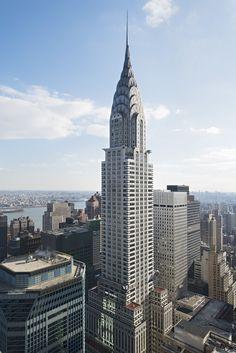 Chrysler Building | Chrysler Building (NY) Architecture styl… | Flickr