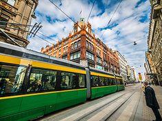 Helsinki City Transport   City of Helsinki