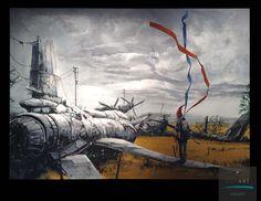 Kopart Gallery'de Serdar Akkılıç Çalışmalar... #kopartgallery #art
