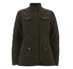 Barbour Women Flyweight Utility Quilt