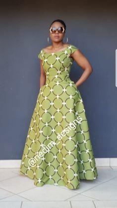 Ankara Dresses @nedim_designs +27829652653