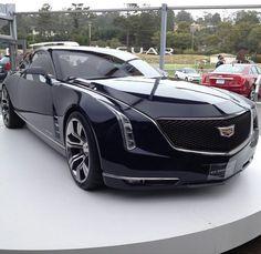 Cadillac El Miraj