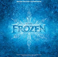 Sights and Sounds of Disney Parks: Frozen is Now the Coolest Soundtrack on Record! And on vinyl!!!
