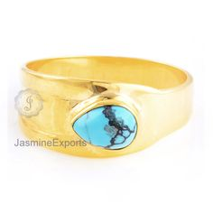 Handmade Tibetan Turquoise Gemstone Ring,925 Silver Turquoise 18k Gold Plated Ring , Find Complete Details about Handmade Tibetan Turquoise Gemstone Ring,925 Silver Turquoise 18k Gold Plated Ring,925 Silver 18k Gold Ring,Turquoise Gemstone Ring,Handmade Turquoise Ring from -JASMINE EXPORTS Supplier or Manufacturer on Alibaba.com