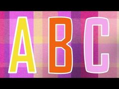 ABC SONG- ALPHABET SONG. LEARN THE ALPHABET
