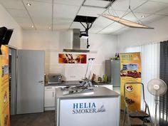 Και τα δυο μοντέλα HELIA SMOKER 24 & 48 είναι λειτουργικές #επιτραπέζιες_συσκευές_καπνίσματος και μπορούν να τοποθετηθούν σε εσωτερικούς χώρους Είναι κατασκευασμένα από ανοξείδωτο χάλυβα υψηλής ποιότητας και δοκιμάζονται από την RWTÜV Γερμανία #ΚΑΠΝΙΣΤΗΡΙΑ #ΦΟΥΡΝΟΙ_ΚΑΠΝΙΣΜΑΤΟΣ 6936707893 Kitchen Island, Home Decor, Island Kitchen, Decoration Home, Room Decor, Home Interior Design, Home Decoration, Interior Design