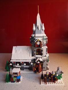 Winter Village: Winter Village Church