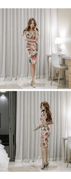 2017 verão sexy floral print dress womens plus size manga curta com decote em v do vintage magro bandage vestidos celebridade vestidos bodycn em Vestidos de Das mulheres Roupas & Acessórios no AliExpress.com | Alibaba Group