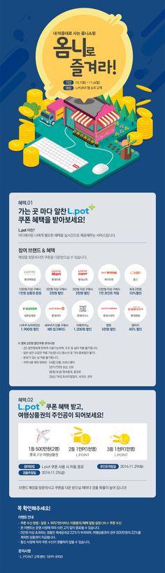 Mobile Banner, Korea Design, Event Page, Promotion