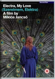 ELECTRA, MY LOVE (15) 1974 HUNGRARY JANCSÓ, MIKLÓS £12.99 Many years after the death of her father Agamemnon, at the hands of the tyrant Aegisthus , oppressed Electra seeks revenge by inspiring the…