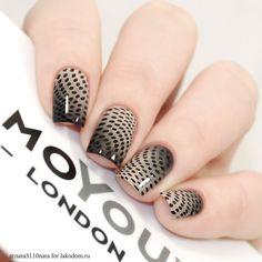 konad stamping nail art sverige