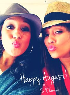 Happy August! Read our letter on Tiaandtameraofficial.com