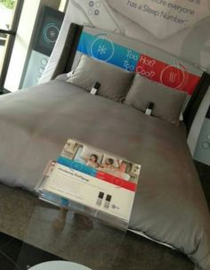 Sleep Number dual temp Smiley360 mission..very awesome bed visited the store to have a chance on getting a Free pillow from Smiley 360