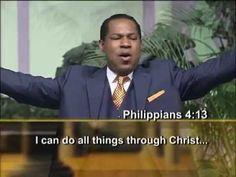 I Can Do All Things Through Christ Pastor Chris Oyakhilome