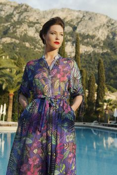 Matthew Williamson Kantuta Valley Jumpsuit Clothing And Textile 8e2a46ad0