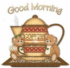 Animated Good Morning | Good morning gif messages, animated morning pictures, good morning ...