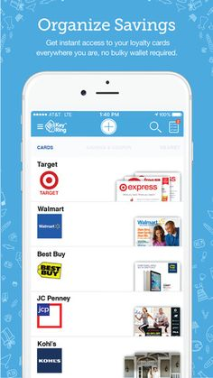 Key Ring – Store Reward Cards, Circulars, Deals, & Shopping Lists in one place by Mobestream Media