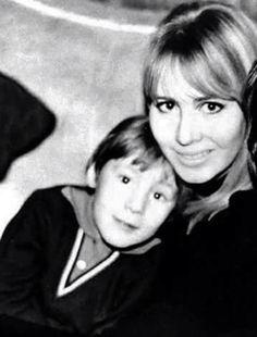 Julian and Cynthia, 1966