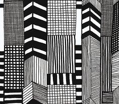 Ruutukaava- 14111 / by Maija Louekari