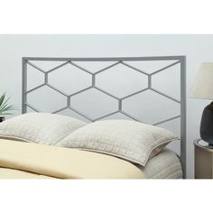 Silver Queen/ Full-Size Headboard/ Footboard - Overstock™ Shopping - Big Discounts on Headboards