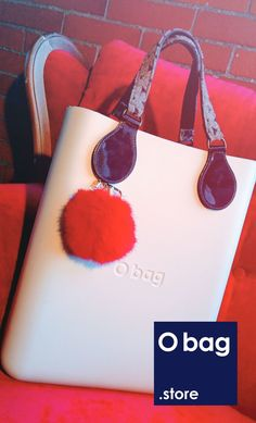 .white is the color #Ochic by #Obag  www.Obag.com.co