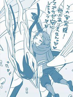Fire Emblem: If/Fates - Kamui and Suzukaze