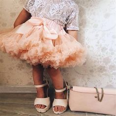 fe37710bfa7 Ruffly Baby Tutu Skirt. Fig Avenue