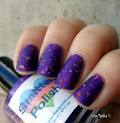 Smitten Polish Look to the Western Sky - used 1X