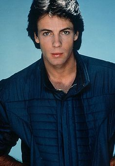 Rick Springfield - I totally wanted to be Jessie's Girl.