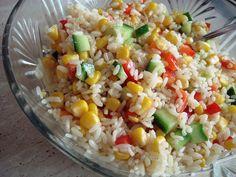 RIZSSALÁTA Lidl, Vegetables, Food, Meal, Essen, Vegetable Recipes, Hoods, Meals, Eten