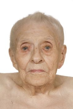 This is amazing! 100 yrs old. The website shows 101 incredible portraits of men and women, aged 0 to 101. Beautiful!