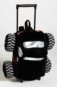 Popatu Monster Truck Rolling Backpack | Nordstrom