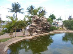 Praça da Vila em Saquarema
