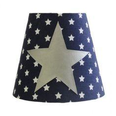 lamp blauw ster