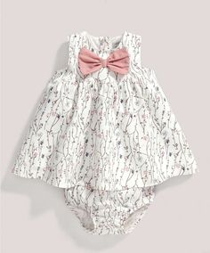 If I have a girl this is such a cute little dress! Mamas and Papas