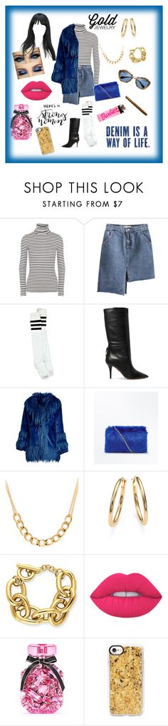 """Untitled #1403"" by gigiglow ❤ liked on Polyvore featuring Splendid, WithChic, Boohoo, Aquazzura, Anna Sui, New Look, Roberto Coin, BERRICLE, Lime Crime and Victoria's Secret"