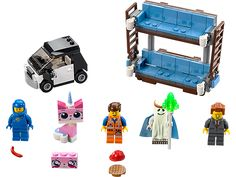 Everything is awesome with Emmet's amazing Double-Decker Couch!!!!!!!!!!!!!!!!!!!!!!!!!!!!!!!!!!!!!!!!!!!!!!!!!!!!!!!!!!!!!!!!!!!!!!!!