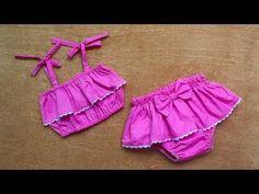Baby Clothes Patterns, Clothing Patterns, Dress Patterns, Baby Girl Birthday Dress, Baby Boy Dress, Circle Skirt Pattern, Girls Dresses Sewing, Kids Frocks Design, Baby Kit