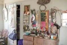 Linda Rodin's NYC apartment