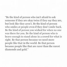 ||QOTD|| If you can be one of these people... You are rare. Be better be more . Quote credit @pinterest #quoteoftheday #quotes #qotd #life #bebetter #dobetter #friends #friendshipquotes #areyouok #beabetteryou #beabetterperson #bbgfam #bbgfamily #bbgsisters #motivationalquotes #motivation #bbgcommunity