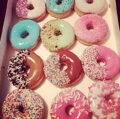 Donuts decorating ideas