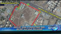 """2/24/15 - Eric Shawn reported the latest Tuesday morning on a new report that claims to expose a secret """"parallel"""" nuclear program that is underway in Iran. The Iranian opposition group, National Council of Resistance of Iran, held a news conference in Washington, D.C. to announce its bombshell findings."""