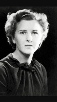 Eva  Braun  ( hitlers geliefde )